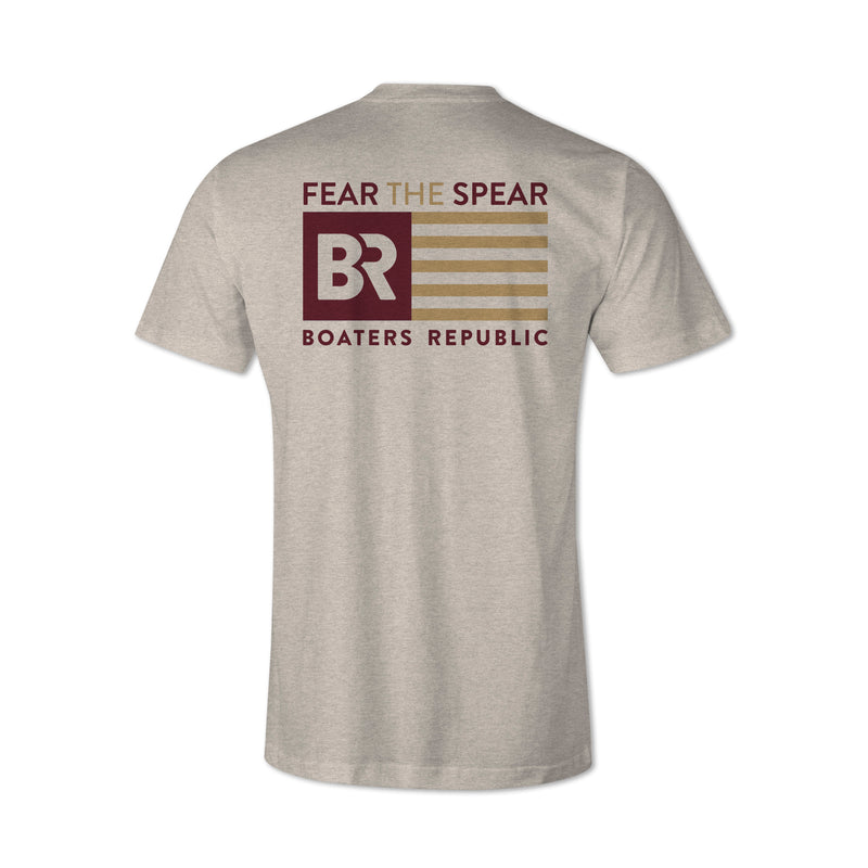 Fear The Spear S/S - Heather Tan