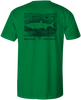 Wood Tarpon S/S - Heather Lucky Green