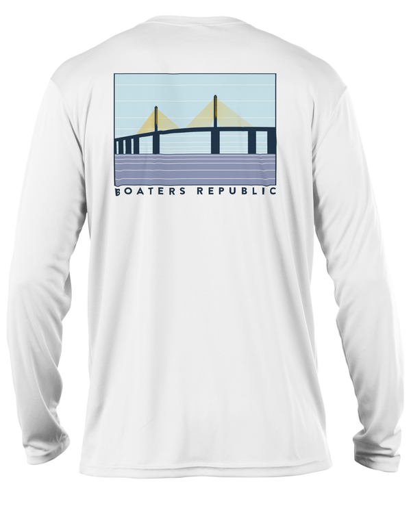 Skyway L/S - Performance White