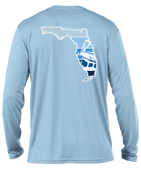 Florida Pelican L/S - Performance Carolina