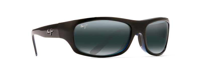 Surf Rider - Black with Blue