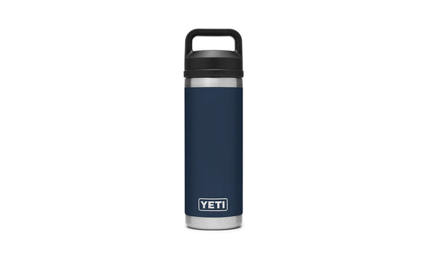Rambler 18 oz Bottle Chug - Navy
