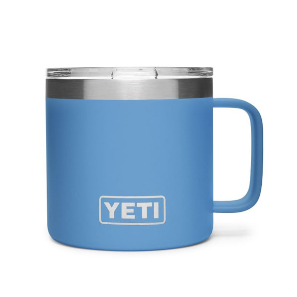 Yeti Rambler 14 oz. Mug - Pacific Blue