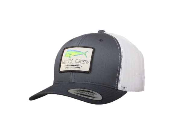 Salty Crew Mahi Mount Retro Trucker Navy/White
