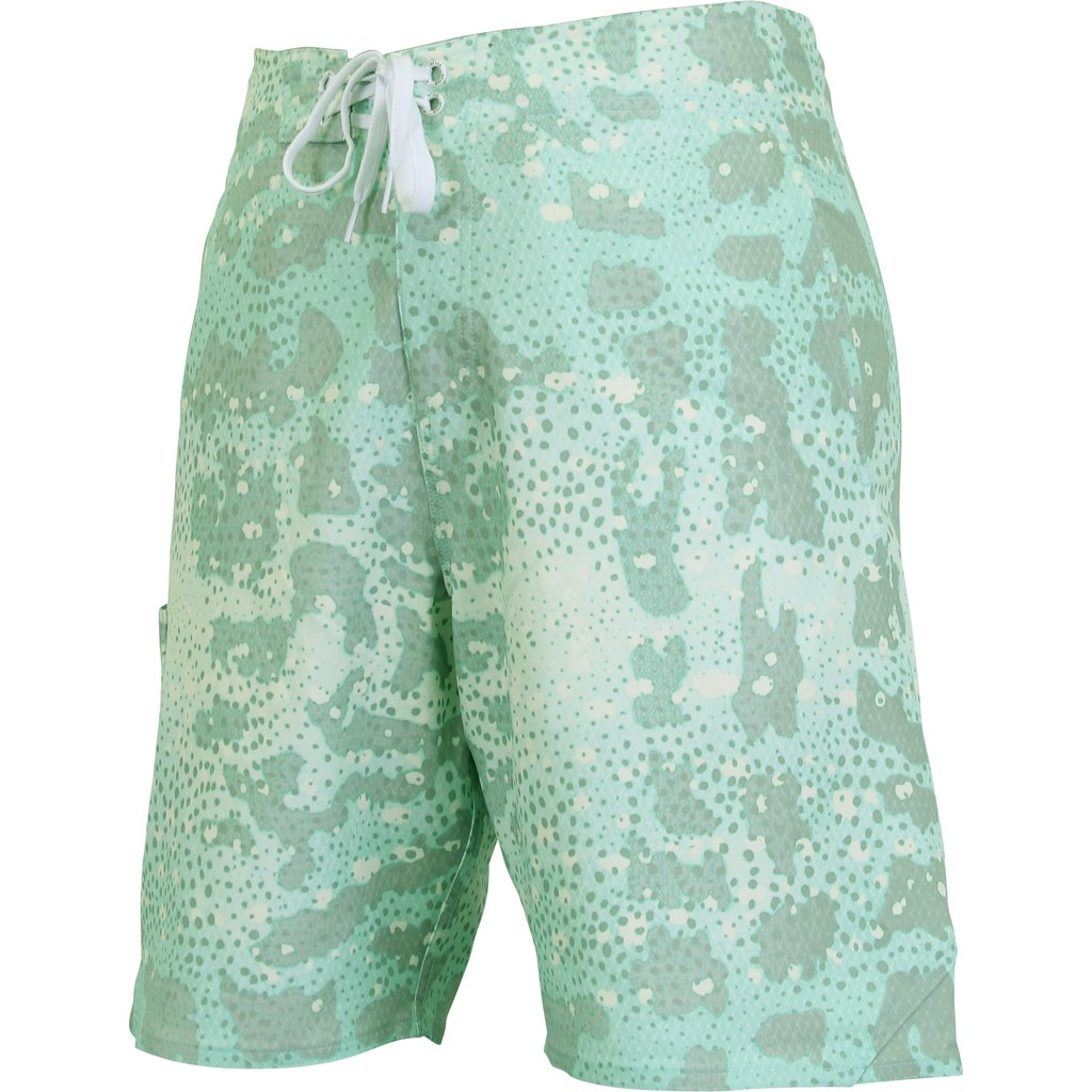 AFTCO AFTCO Grouper Boardshorts - Silver - Boaters Republic