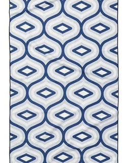 Bondi Navy Towel