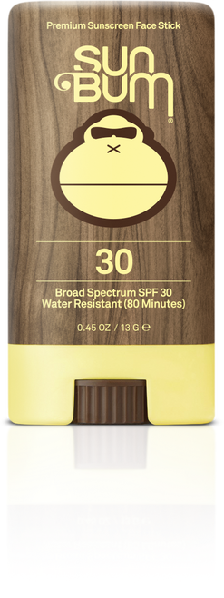 Sun Bum Original Face Stick - UPF 30