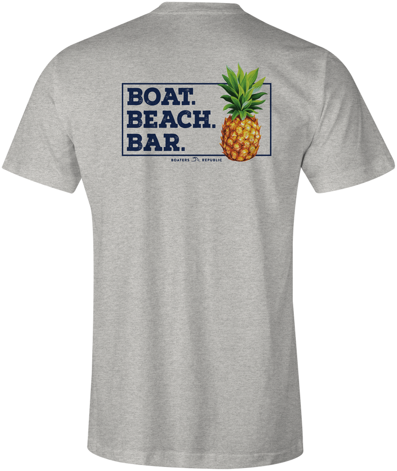 Boat Beach Bar S/S - Heather Tan