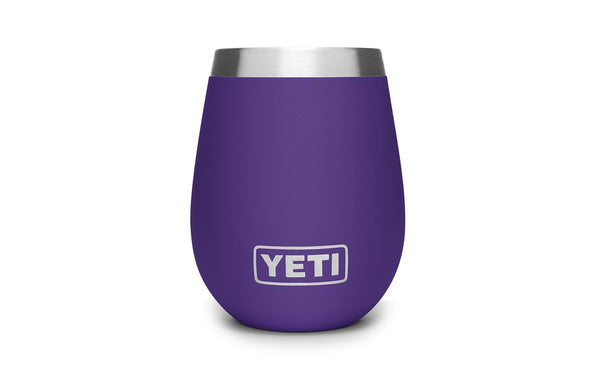 Yeti Rambler 10 oz Wine Tumbler - Purple