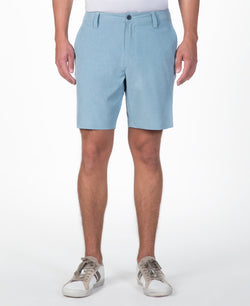 Tori Richard Surf N Turf Short Chambray
