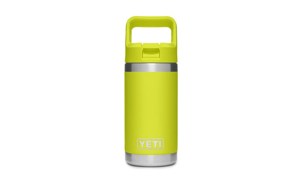 Yeti Rambler Jr 12 oz Bottle - Chartreuse