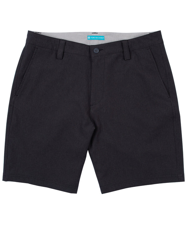 Tori Richard Surf N Turf Short Black