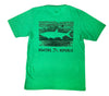 Boaters Republic Wood Tarpon S/S - Heather Lucky Green - Boaters Republic