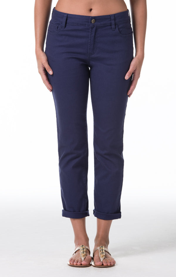 Denim Twill Ginger Jean - Navy