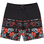 "Salty Crew Ripple 20"" Boardshort - Vintage Black / Youth"