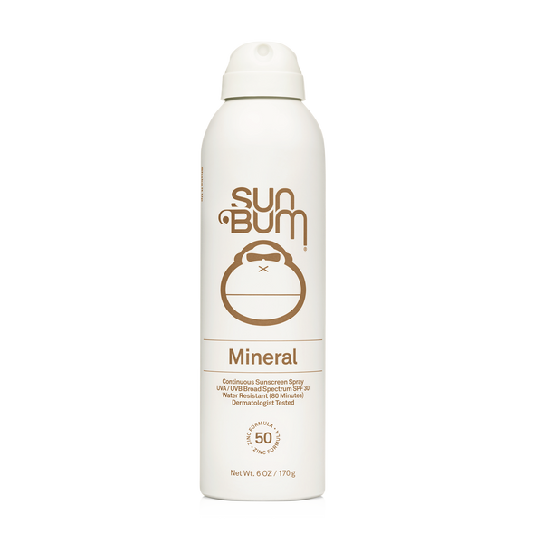 Mineral SPF 50 Continuous Sunsreen Spray