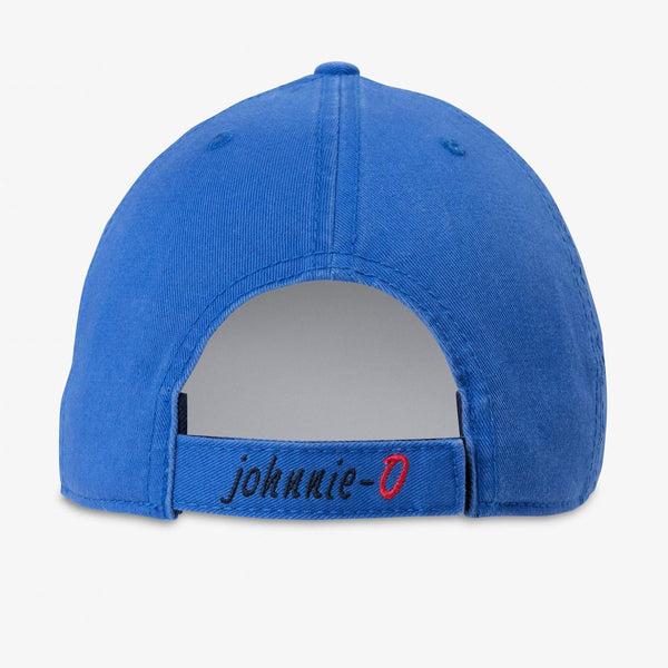 Topper Twill Baseball Cap - Marlin
