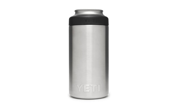 Yeti Colster Tall Can - Stainless Steel