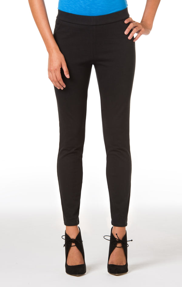 Travel Twill Daniela Pant - Black