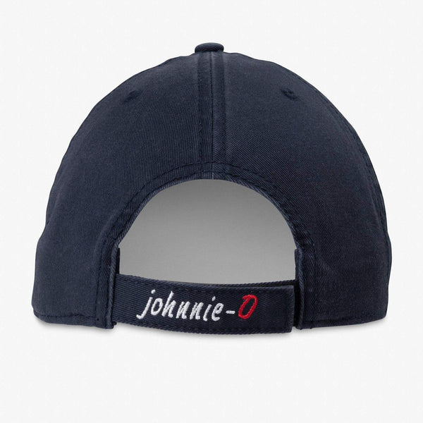 Topper Twill Baseball Cap - Navy