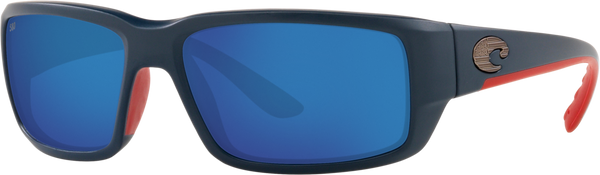 Fantail - Matte Freedom Fade / Blue Mirror 580G