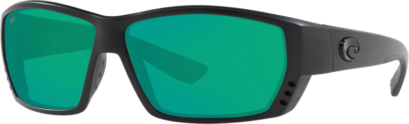 Tuna Alley -  Blackout Frame / Green Mirror 580G