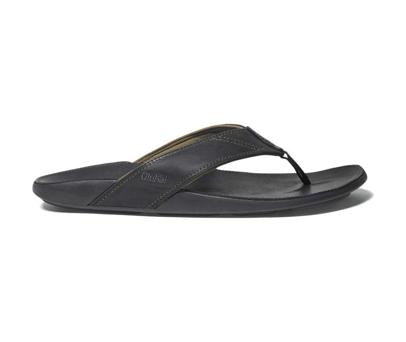 Olukai OluKai Nui - Black/Black - Boaters Republic