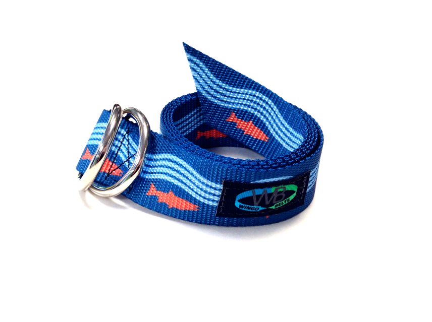Wingo Belts Wingo D-Ring Belt - Kenai - Boaters Republic