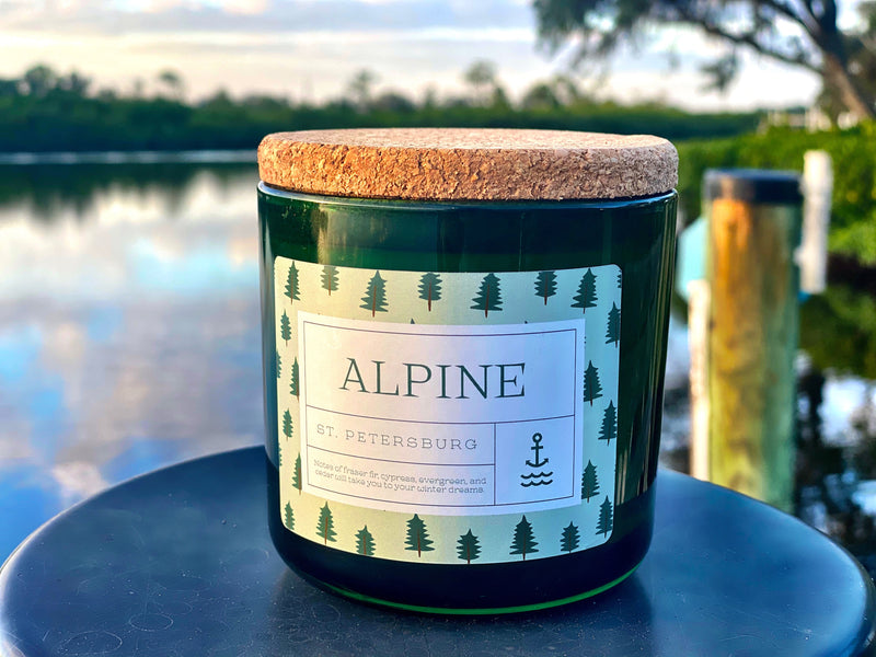 Alpine 3-Wick Candle