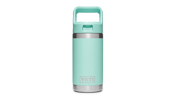 Yeti Rambler Jr 12 oz Bottle Seafoam