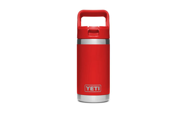 Yeti Rambler Jr 12 oz Bottle Canyon Red