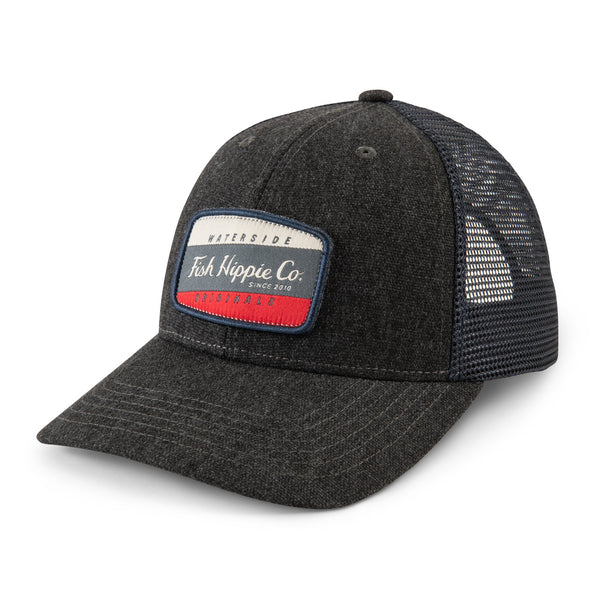 Seasoned Trucker - Charcoal