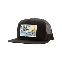 Shipwrecks Trucker - Black
