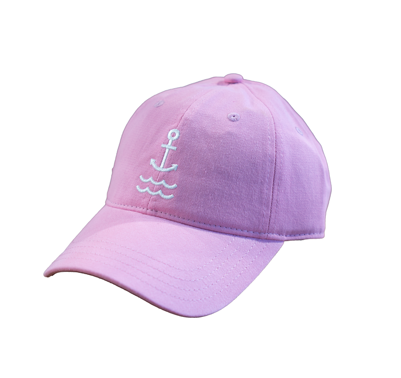 BR Signature Logo Dad Hat - Think Pink!