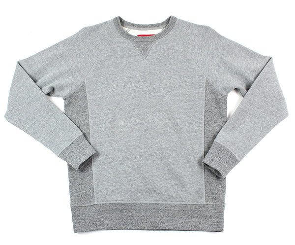 Behind the Design | The Derek Crewneck Sweatshirt