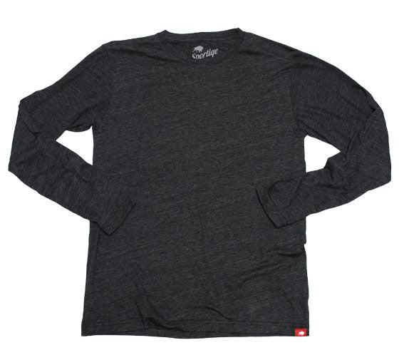 Sportiqe Long Sleeve Triblend T-Shirt
