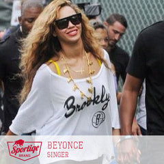 Beyonce Brooklyn Nets Sportiqe