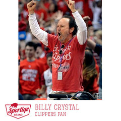 Billy Crystal LA Clippers Sportiqe