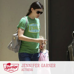 Jennifer Garner - Boston Celtics Fan