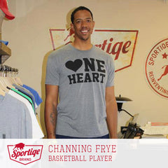 Channing Frye One Heart Sportiqe