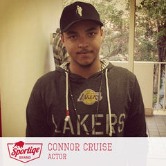 Connor Cruise LA Lakers Sportiqe