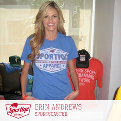 Erin Andrews Sportiqe Apparel