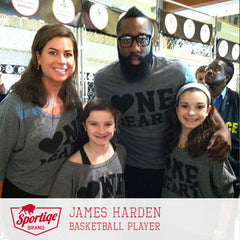 James Harden One Heart Sportiqe