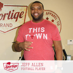 Jeff Allen Chicago Bulls This Town Sportiqe