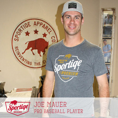 Joe Mauer Sportiqe hat