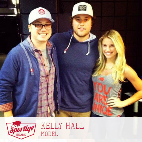 Kelly Hall Matthew Stafford