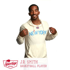 J.R. Smith New York Knicks Sweatshirt