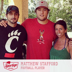 Matthew Stafford EA Sports Sportiqe