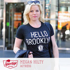 Megan Hilty Hello Brooklyn Sportiqe