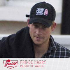 Prince Harry of Wales ACL Sportiqe